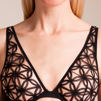 Lou Paris: Architect Full Cup Bra | Nancy Meyer