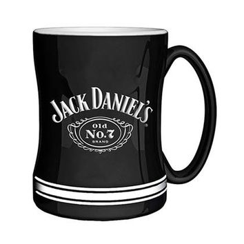 Jack Daniel's Sculpted Relief Mug