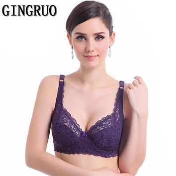 Push Up Thin Full Cup Bra