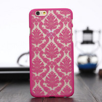 Lace Floral Case Cover for iphone 5s 6 6s Plus Gift 189