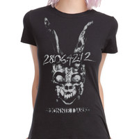 Donnie Darko 28:06:42:12 Girls T-Shirt 3XL