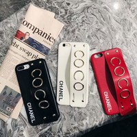 CHANEL COCO Fashion iPhone Phone Cover Case For iphone 6 6s 6plus 6s-plus 7 7plus iPhone8