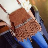 Vintage  Backpack  Bag For Teenage Girls