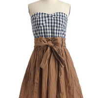 Party in the Pasture Dress | Mod Retro Vintage Dresses | ModCloth.com