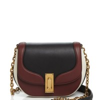 MARC JACOBS West End Jane Tricolor Shoulder Bag | Bloomingdales's