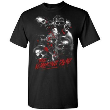 The Walking Dead Zombie T-Shirt