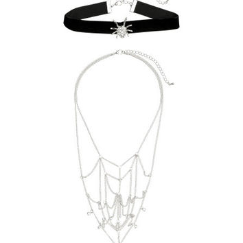 2-pack Necklaces - from H&M