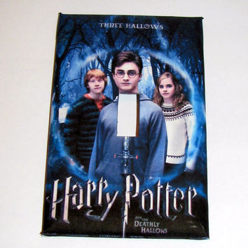 Light Switch Cover - Light Switch Plate Harry Potter & The Deathly Hallows