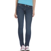 Aeropostale  Bayla Skinny Core Medium Wash Jean