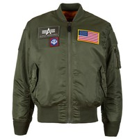 MA-1 Flex Flight Jacket | Alpha Industries