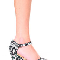 Miko Tribal Wedges