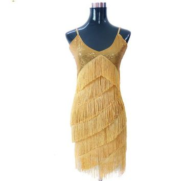Cocktail dress 1920s style