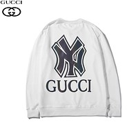 GUCCI NY Casual Long Sleeve Pullover Top Sweatshirt