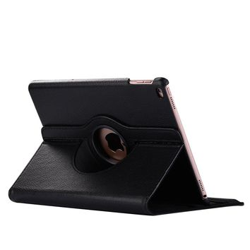 360Degree Rotating Leather Smart Cover Case for Apple iPad Air 1 Air 2 5 6 New iPad 9.7