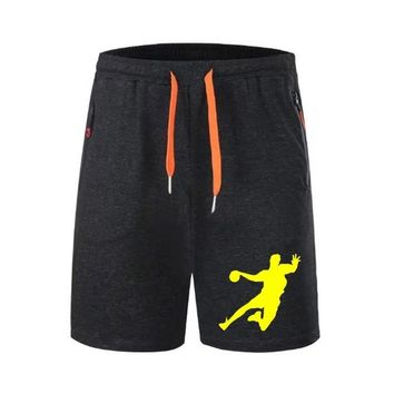Basketball Dunk Men Shorts Gym Athletic Workout Sport Exercise Fitness Sweat Shorts