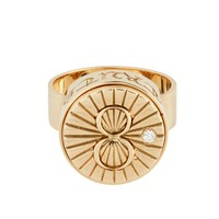 Karma Signet Ring