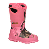 Core Adolescent Girls {Pink Camo} by Rocky