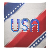 TOP Volleyball in the USA Bandana