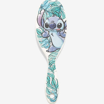 Loungefly Disney Lilo & Stitch Palm Leaves Hair Brush