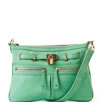 Soho Lock Crossbody