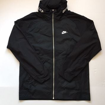 KUYOU Nike Sportswear Air Max Jacket Black 861598-010