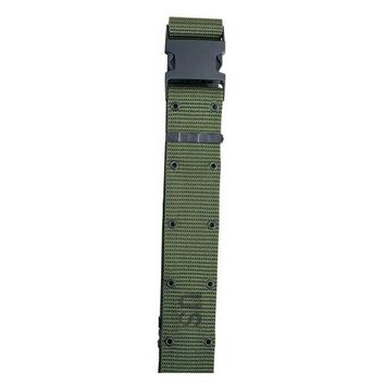M1020 Web Pistol Belt OD Green