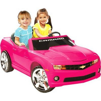 Kid Motorz Chevrolet Camaro 12-V Ride-On