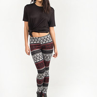 Winter Soft Leggings
