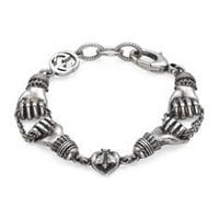 Gucci Bracelet in silver with hand motif