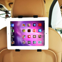 Universal Car Back Seat Headrest tablet bracket /tablet car holder accessories For GPS DVD Google Nexus 7/10 iPad 1/2/3/4/M