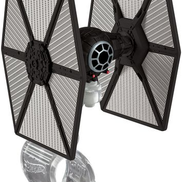 Hot Wheels Star Wars The Force Awakens First Order TIE Fighter Vehicle