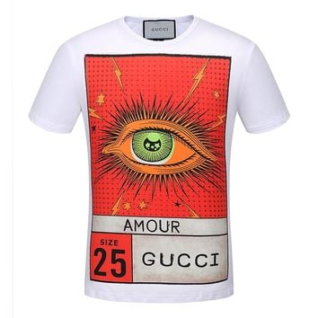 NEW 100% Authentic gucci 2018ss men t shirt 012