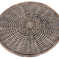 "Fete Willow Chargers, 14"", Set of 2, Chargers"
