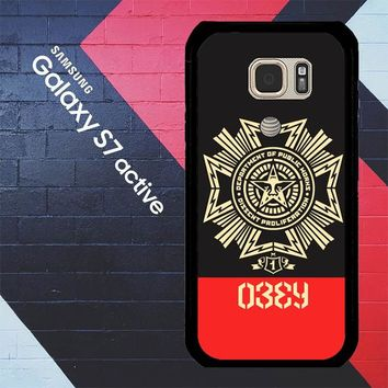 Obey Clothing O0726 Samsung Galaxy S7 Active Case