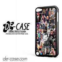 Twenty One Pilots Collage Band DEAL-11462 Apple Phonecase Cover For Ipod Touch 5