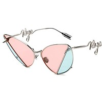 Two Tone Naye Sunglasses