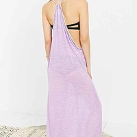 Pitusa Inca Maxi Sundress- Purple Multi One