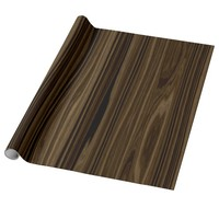 Elegant Wood 2 Wrapping Paper