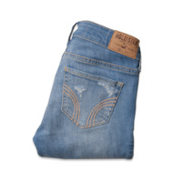 Hollister Super Skinny Ankle Jeans