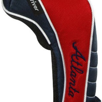 Atlanta Braves Shaft Gripper Driver Headcover