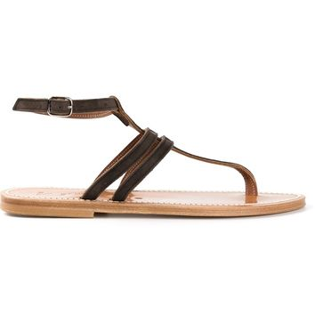 K. Jacques 'Gilly' Flat Sandals