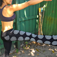 FLOWER of LIFE Sacred Geometry Sequence Yoga Pant