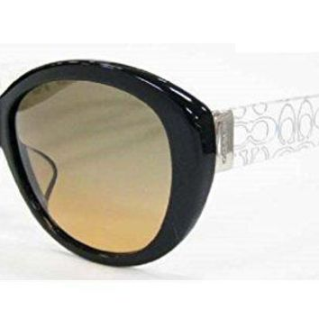 Sunglasses Coach Hc 8106 F 515195 Black/crystal