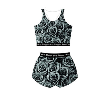 Midnight Rose Crop Set - Pre Order