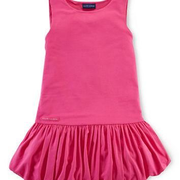 Ralph Lauren Childrenswear Girls 2-6x Bubble Dress