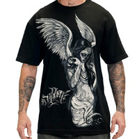 Sullen Fallen Angel Black