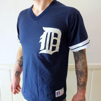 Vintage Detroit Tigers T-Shirt Size Medium