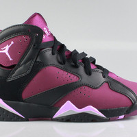 Air Jordan Big Kid's 7 VII Retro GS Mulberry