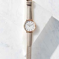 CLUSE La Boheme Rose Gold White/Grey Watch