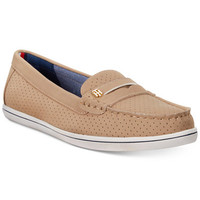 Tommy Hilfiger Women's Butter Penny Loafers - Flats - Shoes - Macy's